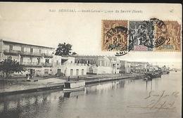 Sénégal    Saint Louis  Quais Du Fleuve - Senegal