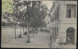 Sénégal     Saint Louis  Caserne Rogniat  CPA 1905 - Senegal