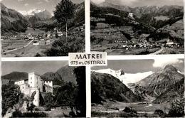 Matrei 975 M, Osttirol - 4 Bilder * 23. 8. 1956 - Matrei In Osttirol