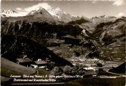 Lukasser-Blick Auf Matrei In Osttirol Gegen Muntanitz - Matrei In Osttirol