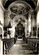 Inneres Der Pfarrkirche Matrei In Osttirol (111) * Aug. 1962 - Matrei In Osttirol