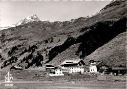 Matreier Tauernhaus 1501 M (25530) * Aug. 1962 - Matrei In Osttirol