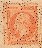 Lettre 1865 Silz Frères Rue De Fossés Montmartre Napoléon 40c Halle Saale Deutschland Prusse Preußen - Postmark Collection (Covers)