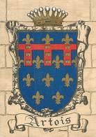 PIE-T-18-2219 : EDITION BARRE ET DAYEZ N°  1294 B. BLASON DE L'ARTOIS - Francia