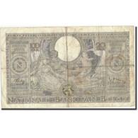 Billet, Belgique, 100 Francs-20 Belgas, 1939, 1939-01-06, KM:107, TB - [ 2] 1831-... : Regno Del Belgio