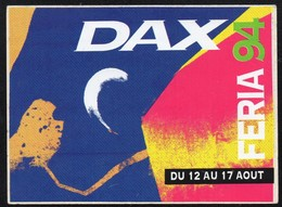 DAX FERIA 1994 -  AUTOCOLLANT N°147 - Stickers