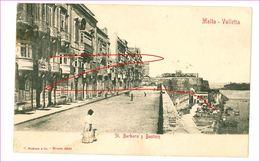 M5632 MALTA VALLETTA 1904 VIAGGIATA - Malta