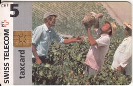SWITZERLAND - Traditions/Alndalusia, Chip GEM2.3, 08/97, Used - Switzerland