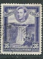 Guyane Anglaise    - Yvert N°   167   Oblitéré   Pa14426 - Guyane Britannique (...-1966)