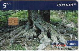 SWITZERLAND - Pine Forest/Strong-rooted, Chip Siemens 35, 06/03, Used - Switzerland