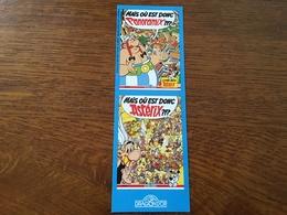 Marque Page Astérix Obelix - Bookmarks