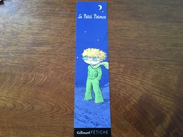 Marque Page Petit Prince Gallimard - Bookmarks