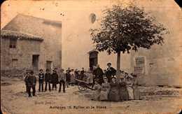 CPA - VAR - Artigues - L'Eglise Et La Place - France