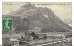 ~ JP ~  04 ~ LA ROCHE DE RAME . Usine De La NITROGENE Et La Gare . - Sonstige Gemeinden