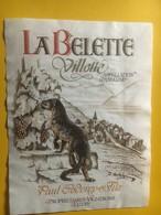 8122 - La Bellette Villette Paul Coderey Lutry Suisse - Autres