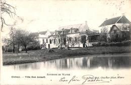 Gistoux - Villa Bon Acceuil (Charlier-Niset, 1904) - Chaumont-Gistoux