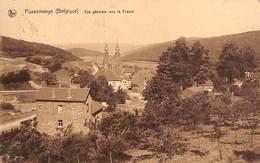 Pussemange - Vue Générale Vers La France 1931 - Vresse-sur-Semois