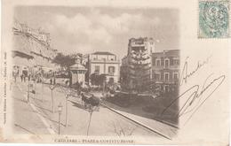 Cagliari - Piazza Costituzione - Cagliari