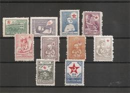 Turquie - Timbres De Bienfaisance ( 91/100 XXX -MNH) - 1921-... Republic