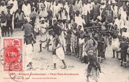 MALI  Soudan Francais  BAMAKO TAMTAM SOUDANAIS Tam Tam Et Danses Acrobatiques   (scan Recto-verso) FRCR90944 - Mali