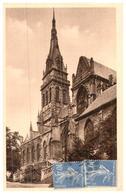 """??/ > Mézières >   """"l'église"""" 1933   (Format 9 X 14) - France"""