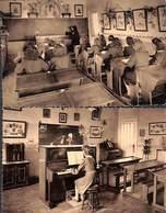 Blegny Trembleur - Lot 2 Cartes Institut St Joseph (animée, Piano, Classe) - Blegny