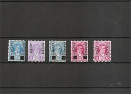 Turquie - Hatay ( Taxes 7/11 X -MH) - 1934-39 Sandjak Alexandrette & Hatay