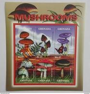 Grenada 2000** Klb.4082-87. Mushrooms MNH [12;12] - Paddestoelen