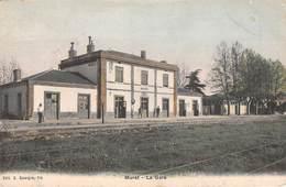 CPA 31  - MURET, La Gare - Muret