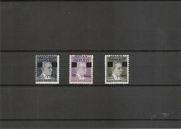 Turquie - Hatay ( 11/13 X -MH) - 1934-39 Sandjak Alexandrette & Hatay