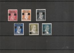 Turquie - Hatay ( Lot De 6 Timbres Différents X -MH) - 1934-39 Sandjak Alexandrette & Hatay