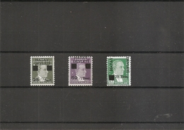 Turquie - Hatay ( 17B / 17D XXX -MNH) - 1934-39 Sandjak Alexandrette & Hatay