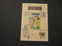 GRENATA - BF 1972 LEGGENDA - NUOVI(++) - Grenada (1974-...)