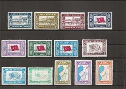 Turquie - Hatay ( 24/36 X -MH) - 1934-39 Sandjak Alexandrette & Hatay