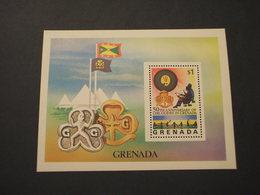 GRENADA - BF 1976 GIRL GUIDES - NUOVI(++) - Grenada (1974-...)