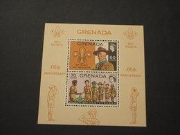 GRENADA - BF 1972 BOY SCOUTS - NUOVI(++) - Grenada (1974-...)