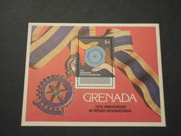 GRENADA - BF 1980 ROTARY - NUOVI(++) - Grenada (1974-...)