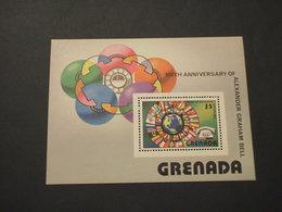 GRENADA - BF 1976 TELEFONO - NUOVI(++) - Grenada (1974-...)