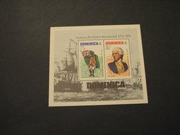 DOMINICA -  BF 1976 STATI UNITI - NUOVI(++) - Dominica (1978-...)