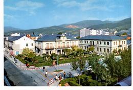 Barco De Valdeorras - Ayuntamiento Y Casa Sindical - Orense