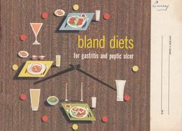 Knox Gelatine Booklet 28 Pages - Bland Diets For Gastritis & Peptic Ulcer - Health - 2 Scans - Keuken, Gerechten En Wijnen