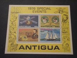 ANTIGUA - BF 1976 AVVENIMENTI STORICI - NUOVI(++) - Antigua E Barbuda (1981-...)