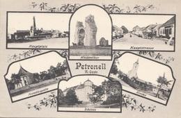 PETRONELL (NÖ) - Mehrbilderkarte 1908, Gute Erhaltung - Austria