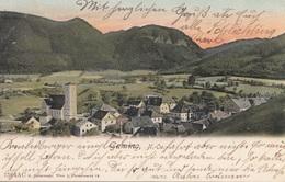 GAMMING (NÖ) - Theresiengasse, Karte Gel.1909 V. Gamming > Scheibbs, Gute Erhaltung - Baden Bei Wien