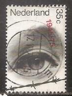 PAYS BAS    N°   1023  OBLITERE - Period 1949-1980 (Juliana)