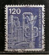 R.F.A.    N°   704  OBLITERE - [7] Federal Republic