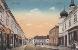 STOCKERAU (NÖ) - Hauptplatz, 1917, Gute Erhaltung - Stockerau