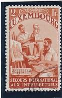 L 42 - Luxembourg - Prifix N°276 Oblitéré (ATTENTION : L'OBLITERATION SERAIT FAUSSE) - Luxemburg