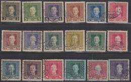 Bosnia And Herzegovina 1917 Definitive - King Karl (Charles I Of Austria), Used - Bosnia Herzegovina