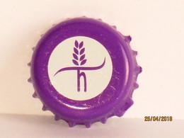 Capsules Ou Plaques De Muselet   BIÈRE  BRUNEHAUT VIOLET - Bière